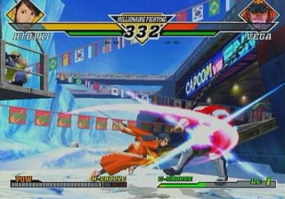 Capcom vs. SNK / Capcom vs. SNK: Millennium Fight 2000 Pro / Capcom vs. SNK 2: Millionaire Fighting 2001