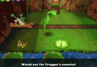 Frogger 2: Swampy´s Revenge