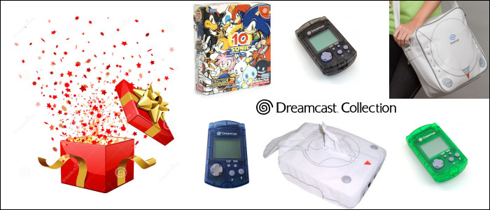 SEGA Dreamcast Competition