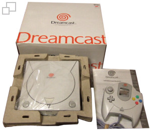 SEGA Dreamcast (NTSC-ASIA)
