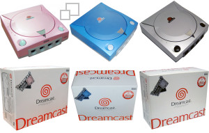 NTSC-JP Dreamcast Special Edition