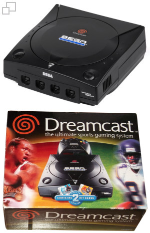 NTSC-US Dreamcast Special Edition