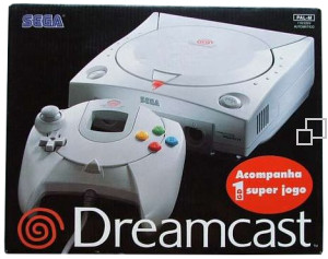 SEGA/TecToy Dreamcast Bundle