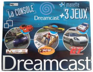 PAL/SECAM Dreamcast Packs