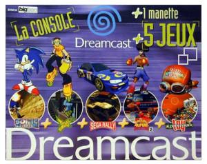 PAL/SECAM Dreamcast Pack