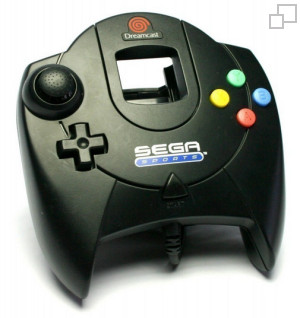 SEGA Dreamcast Controller [USA]