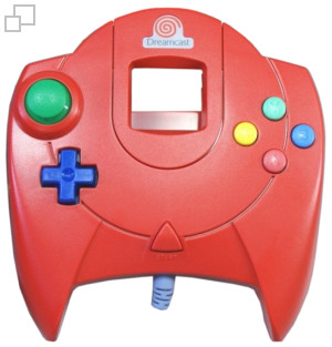 SEGA Dreamcast Controller [Japan]