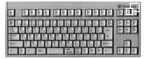 SEGA Keyboard [JP]