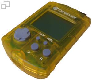 SEGA Dreamcast VMU [USA]