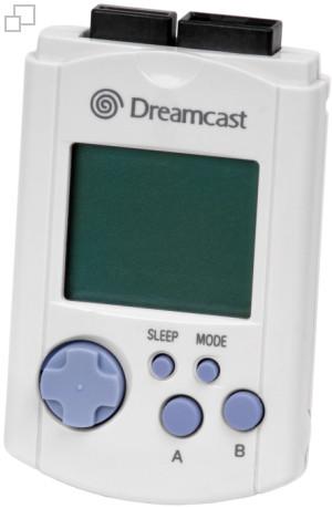 SEGA Dreamcast VMU