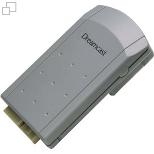 SEGA Dreamcast Vibration Pack