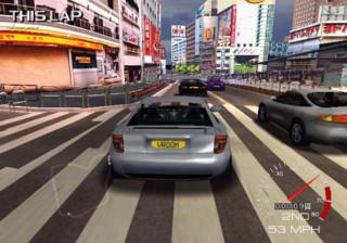 Metropolis Street Racer: MSR