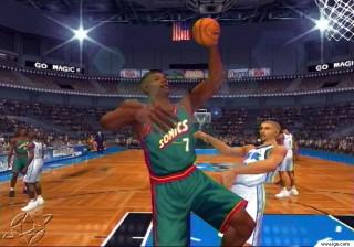 NBA 2K / NBA 2K1 / NBA 2K2
