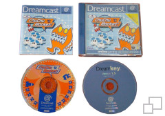 SEGA Dreamcast Games with Goodies