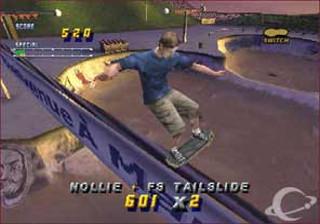 Tony Hawk´s Pro Skater 2