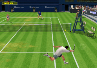 Virtua Tennis 2: SEGA Professional Tennis