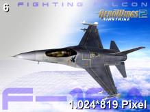 Aero Wings 2: Airstrike Wallpaper 1.024x819px