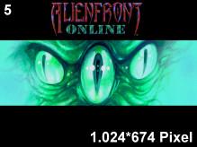 Alien Front Online Wallpaper 1.024x674px