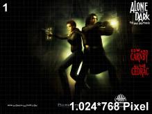 Alone in the Dark: The New Nightmare Wallpaper 1.024x768px