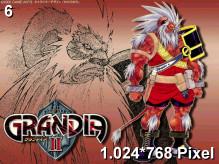 Grandia II Wallpaper 1.024x768px