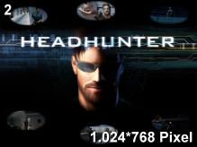 Headhunter Wallpaper 1.024x768px