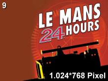 Le Mans: 24 Hours Wallpaper 1.024x768px