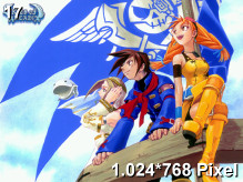 Skies of Arcadia Wallpaper 1.024x768px