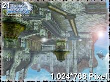 Skies of Arcadia Wallpaper 1.024x768px