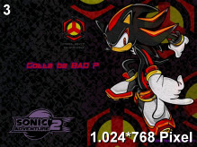 Sonic Adventure 2 Wallpaper 1.024x768px