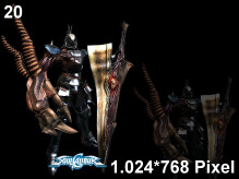 Soul Calibur Wallpaper 1.024x768px